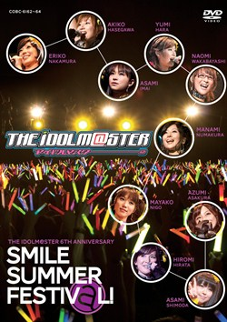 THE IDOLM@STER 6th ANNIVERSARY SMILE SUMMER FESTIV@L!