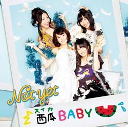 西瓜BABY【通常盤Type-B】