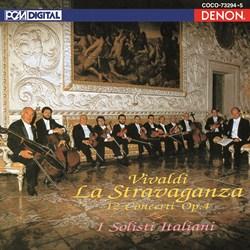 <Blu-spec> デンオン・クラシック・ベストMore50-20 ヴィヴァルディ:ヴァイオリン協奏曲集《ラ・ストラヴァガンツァ》 作品4
