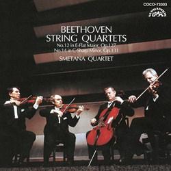 <Blu-spec> デンオン・クラシック・ベストMore50-28 ベートーヴェン:弦楽四重奏曲第12番/第14番