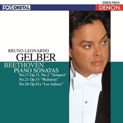 <Blu-spec> デンオン・クラシック・ベストMore50-39 ベートーヴェン:ピアノ・ソナタ《テンペスト》《ワルトシュタイン》《告別》