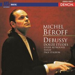 <Blu-spec> デンオン・クラシック・ベストMore50-42 ドビュッシー:12の練習曲集、他