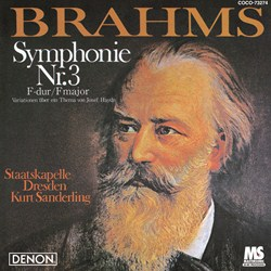 <Blu-spec> デンオン・クラシック・ベストMore50-4 ブラームス:交響曲第3番/ハイドンの主題による変奏曲