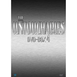 アンタッチャブル DVD-BOX4