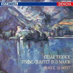 フランク:弦楽四重奏曲