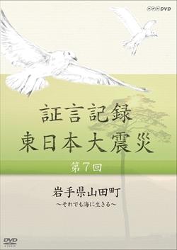 証言記録・東日本大震災 DVD-BOX2