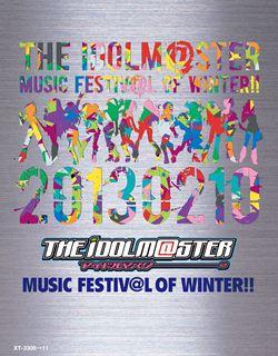 THEIDOLM@STERMUSICFESTIV@LOFWINTER!!幕張メッセライブ【BD-BOX】