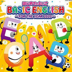 はじめてのえいごBASICENGLISH FORTHEYEAR2020