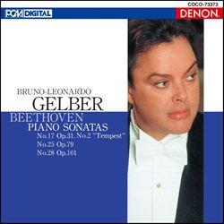 ベートーヴェン:ピアノ・ソナタ集[5]第17番《テンペスト》/第25番/第28番