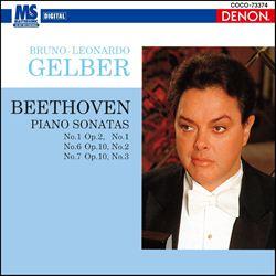 ベートーヴェン:ピアノ・ソナタ集[6]第7番/第1番/第6番