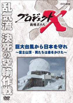 巨大台風から日本を守れ 富士山頂・男たちは命をかけた