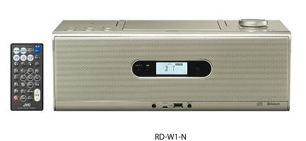 CDポータブルシステム RD-W1 ゴールド