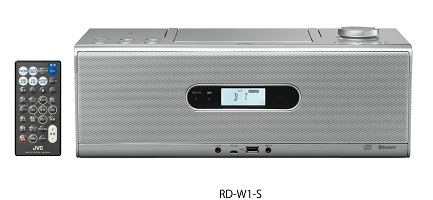 CDポータブルシステム RD-W1 シルバー
