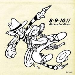 """JITTERIN'JINN Best Album """"8-9-10 !!""""(Ver.2)(CD)"""