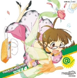 THE IDOLM@STER MASTER ARTIST 10 秋月律子(CD)