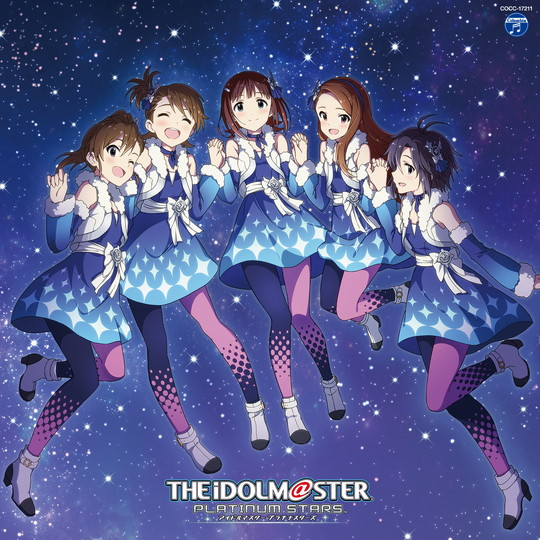 THE IDOLM@STER PLATINUMMASTER 01MiracleNight