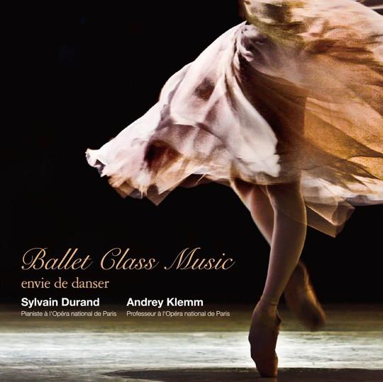 BalletClassMusicアンヴィ・ドゥ・ダンセ