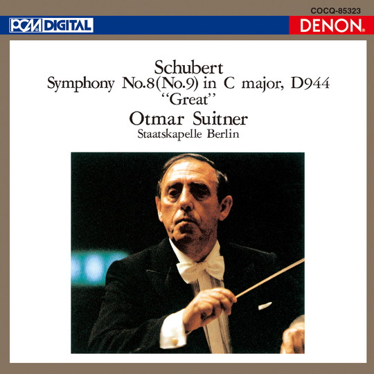 UHQCDDENONClassicsBESTシューベルト:交響曲第9番ハ長調《グレイト》