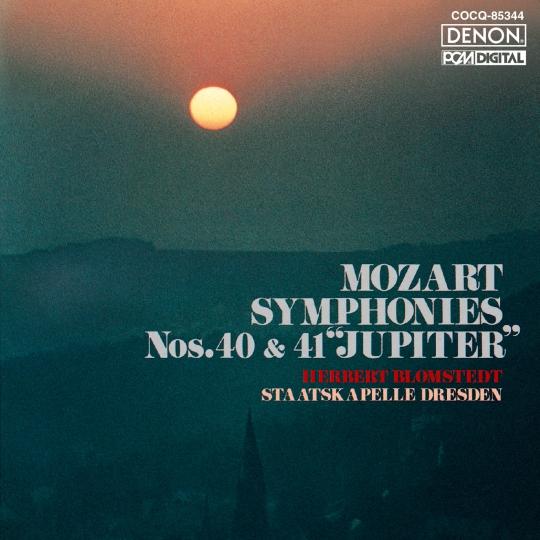 UHQCD DENON Classics BEST モーツァルト:交響曲第40番、第41番《ジュピター》
