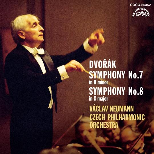 UHQCD DENON Classics BEST ドヴォルザーク:交響曲第7番、第8番