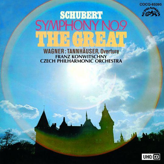 UHQCD DENON Classics BEST シューベルト:交響曲第9番《ザ・グレイト》、ワーグナー:《タンホイザー》序曲