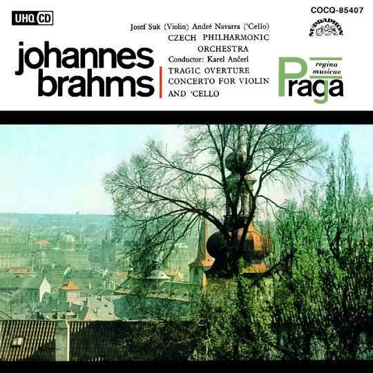 UHQCD DENON Classics BEST ブラームス:二重協奏曲、悲劇的序曲