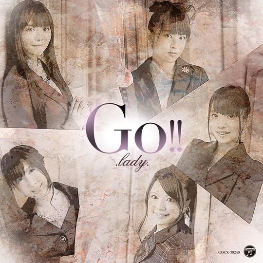 Go!! LadyGo!!卒業アルバム