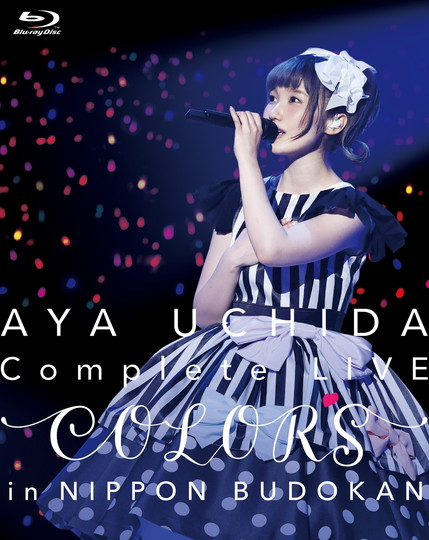 AYAUCHIDACompleteLIVE COLORS in日本武道館