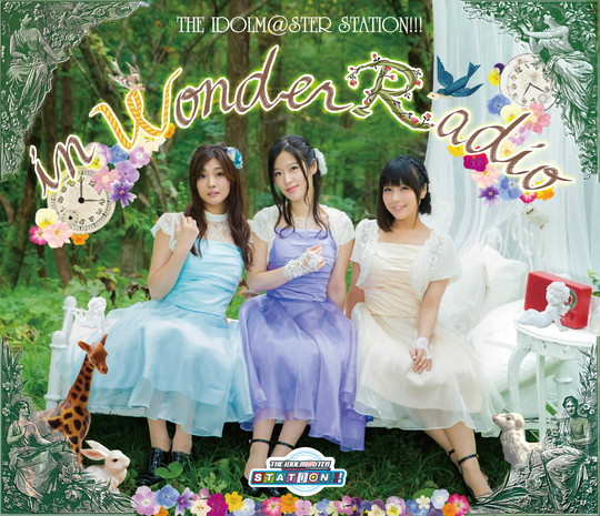 THE IDOLM@STER STATION!!! in WonderRadio