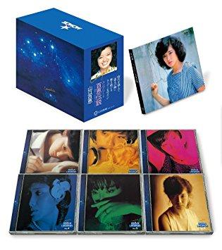 コンプリート百恵伝説(CD)