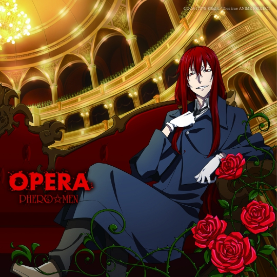 6th SINGLE「オペラ」B-Type