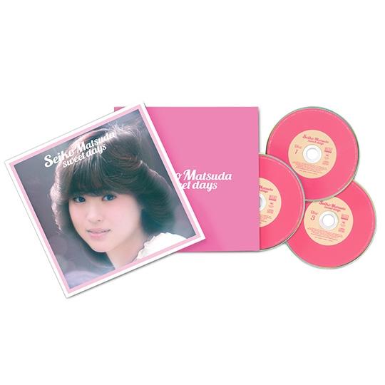 Seiko Matsuda sweet days(完全生産限定盤) Limited Edition