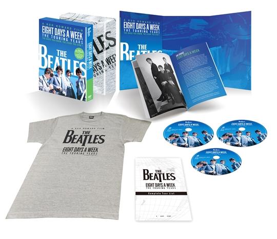 ザ・ビートルズ EIGHT DAYS A WEEK DVD コレクターズ・エディション