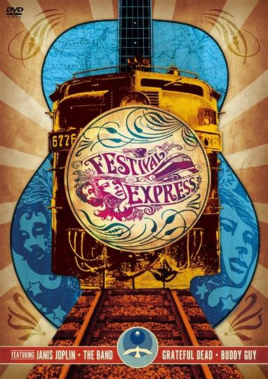 フェスティバル・エクスプレス DVD