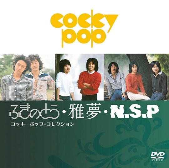 ふきのとう 雅夢 NSP DVD