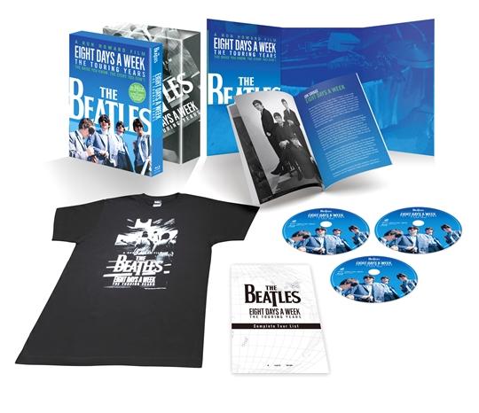 ザ・ビートルズ EIGHT DAYS A WEEK Blu-ray コレクターズ・エディション