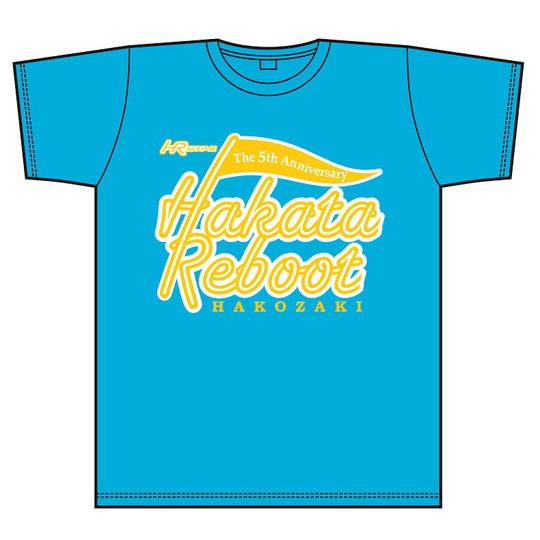 【HR グッズ】Tシャツ(Sサイズ)