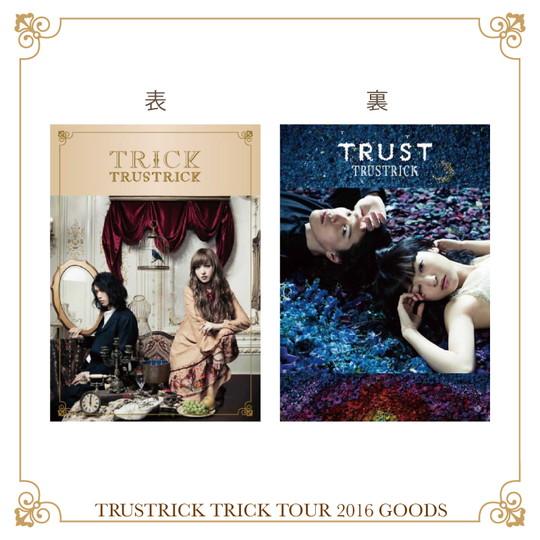 TRUST-TRICK PHOTO BOOK