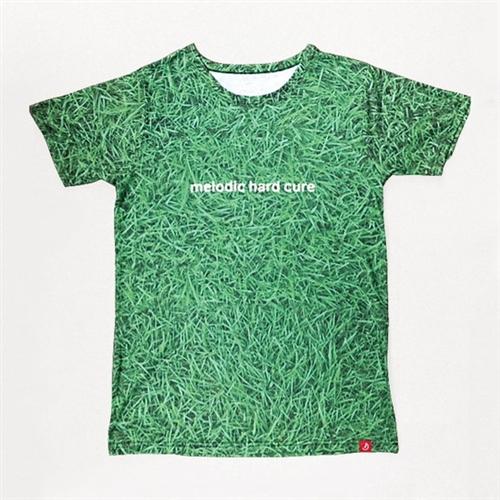 melodic hard tour 芝生柄 Tシャツ Mサイズ