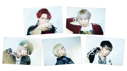 MADKID LIVE2018 'Never going back' フォトセット(5枚セット)