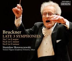 ブルックナー:後期3大交響曲