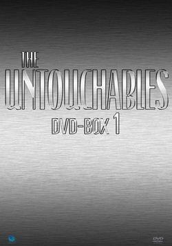 アンタッチャブル DVD-BOX1