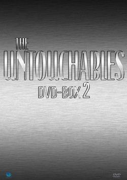 アンタッチャブル DVD-BOX2