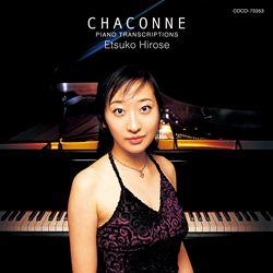 クレスト1000シリーズ シャコンヌ 〜ピアノ・トランスクリプション