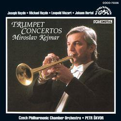 トランペット協奏曲集(J./J.M.ハイドン/L.モーツァルト/J.W.ヘルデル)