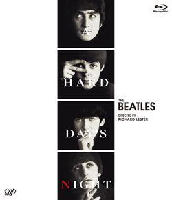 『A HARD DAY'S NIGHT』Blu-ray 【通常版】