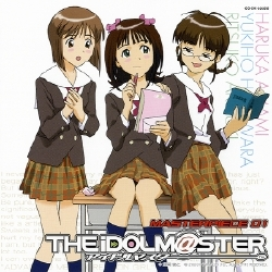 THE IDOLM@STER MASTERPIECE 01 魔法をかけて!(CD)