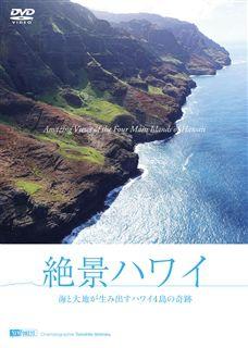 絶景ハワイ 海と大地が生み出すハワイ4島の奇跡 [DVD]