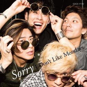 Sorry(通常盤:CD)