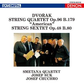 UHQCDDENONClassicsBEST ドヴォルザーク:弦楽四重奏曲ヘ長調《アメリカ》、弦楽六重奏曲イ長調